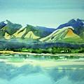 Watercolor4469 by Ugljesa Janjic
