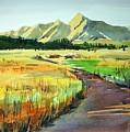 Watercolor4476 by Ugljesa Janjic