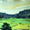 Watercolor4612 by Ugljesa Janjic