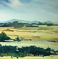 Watercolor4622 by Ugljesa Janjic