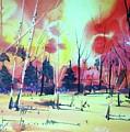 Watercolor4632 by Ugljesa Janjic