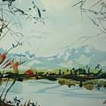 Watercolor5498 by Ugljesa Janjic