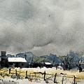Watercolor7232 by Ugljesa Janjic