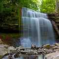 Waterdown Falls by Ray Akey