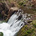 Waterfall  by Ashley Kent