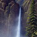 Waterfall by Frank Wilson