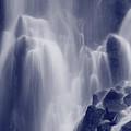 Waterfall by Gaspar Avila