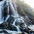 Waterfall by Gerald Kloesch