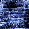 Waterfall In Blue by Performance Image
