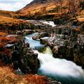 Waterfall In Glencoe by Matt De Moraes