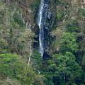 Waterfall In The Intag 6 by Teresa Stallings