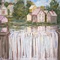 Waterfall by Joseph Sandora Jr