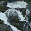 Waterfall by Mariana Goia