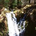 Waterfall by Mike Bambridge