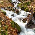 Waterfall by Paul Fell