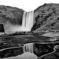 Waterfall Reflections by Alex Walker