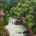 Waterfall by Regina Chen