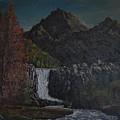 Waterfall by Serdar Akkir
