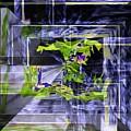 Waterfall Vortex by Tim Allen
