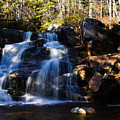Waterfall, Whitewall Brook by Rockybranch Dreams