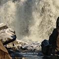 Waterfall Winter 2357 by Captain Debbie Ritter