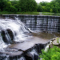 Waterfalls Cornell University Ithaca New York 05 by Thomas Woolworth