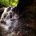 waterfallScoop by Tatiana Gorbett