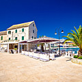 Waterfront Promenade Og Town Primosten by Brch Photography