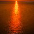 Waterfront Sunrise by Steve Gadomski