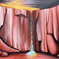 Waterhole by Bonnie Kelso