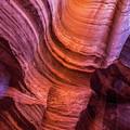 Waterholes Canyon Ribbon Candy by Lon Dittrick