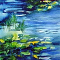 Waterlilies by Joanne Smoley