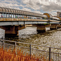 Waterloo Iowa Bridge by Amel Dizdarevic