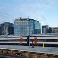 Waterloo Station by Milton Cogheil