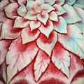 Watermelon Carving by Kristin Elmquist