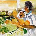 Watermelon Man by Mike Shepley DA Edin