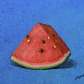 Watermelon by Nancy Otey