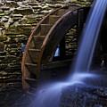 Watermill Wheel by Ivan Slosar