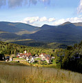Waterville Valley Ski Area by Nancy Griswold