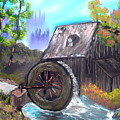 Waterwheel by Sheldon Morgan