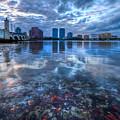 Watery Treasure by Debra and Dave Vanderlaan