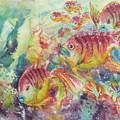 Watery World 2 by Deborah Younglao