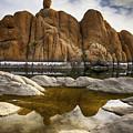 Watson Lake Arizona 11 by Bob Christopher