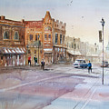 Waupaca - Main Street by Ryan Radke