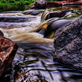 Wausau Whitewater Course Side View by Dale Kauzlaric