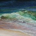 Wauwinet Wave IIi by Jeanne Rosier Smith