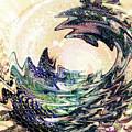 Wave by Barbara Berney