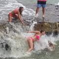 Wave Crasher by Karla Hoffman