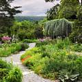 Wave Hill Spring Garden by Jessica Jenney