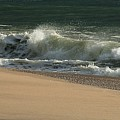 Wave Of Light - Jersey Shore by Angie Tirado